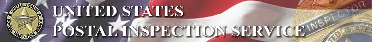 United States Postal Inspection Service - Banner