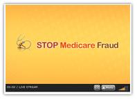 Stopmedicarefraud.gov live video