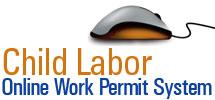 Child Labor Online Work Permit System