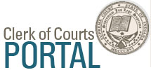 Clerk of Courts Portal