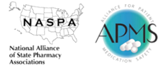 NASPA and APMS logos