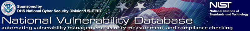 NVD Banner
