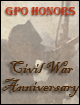 GPO Honors Civil War Anniversary.