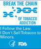 Break the Chain of Addiction Buttom