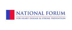 National Forum for Heart Disease and Stroke Prevention logo