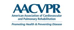 American Association of Cardiovascular and Pulmonary Rehabilitation (AACVPR) logo