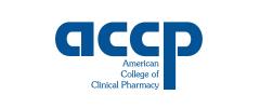 American College of Clinical Pharmacy (ACCP) logo