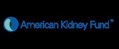 American Kidney Fund (AKF) logo