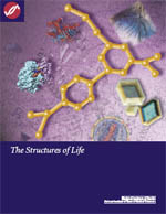 Cover image of The Structures of Life