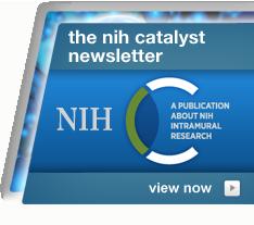 The NIH Catalyst Newsletter