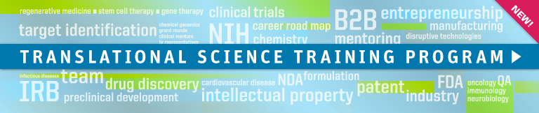 Translational Science Banner