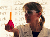 Photo of scientist.