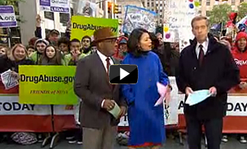 NDFW at Today Show