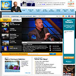 Thumbnail image of Dr. Phil's website