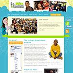Thumbnail image of Mario Do Right Foundation website