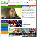 Thumbnail image of Mentor Foundation website