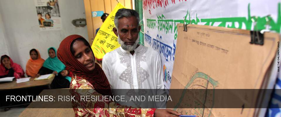 Frontlines: Risk, Resilience, and Media