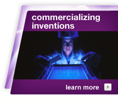 Commercializing Inventions