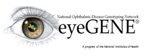eyeGene Logo