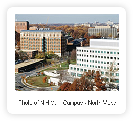 Photo of NIH - North View