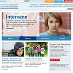 Thumbnail image of drugfree.org website