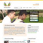Thumbnail image of Phoenix House website
