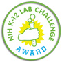 NIH K-12 Lessons About Biology (LAB) Challenge Winners' Badge