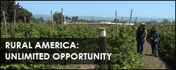 Rural America: Unlimited Opportunity