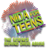 NIDA Teens mobile logo
