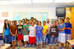Charles Paul graduated from Kwajalein High School in...
