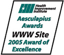 Aesculapius Awards 2005 Award of Excellence