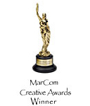 MARCom Creative Awards Winnter