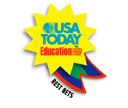 USA Today Education Award