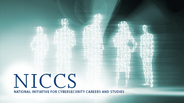 National Initiative for Cybersecurity Careers and Studies (NICCS) Logo