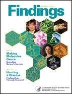 Cover of Findings publication.