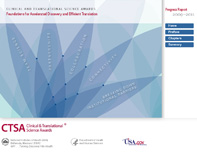 CTSA Progress Report 2011 Home Page