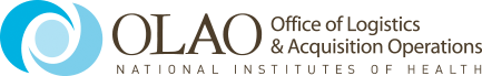 Office of Logistics & Acquisition Operations logo