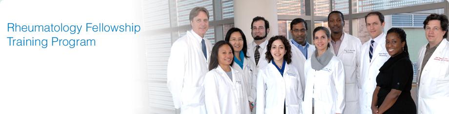 Rheumatology Fellowship Training Program