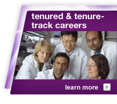 Tenured and Tenure-Track Careers