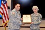 Capt. Maestas closes military...