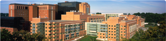 Photo of NIH Campus