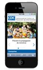 Versión móvil de los CDC