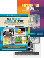 Prescription Drug Abuse Lesson Kit