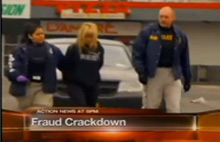 Agents raided offices across the country and 21 people in metro Detroit are charged with Medicare fraud.