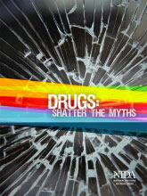 Book cover of Drugs: Shatter the Myths