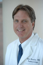 photo of Dr. Mark Gourley