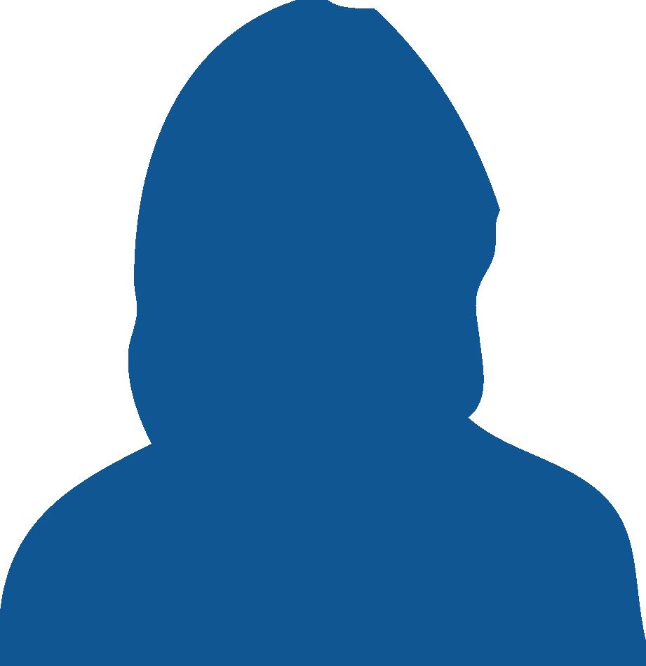 Female Blue