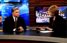 Authorities say Medicare fraud, an estimated $60 billion dollar annual crime, is more lucrative than dealing drugs.  Sheilah Kast talks with Gerald Roy, HHS Deputy Inspector General for Investigations, about the fight against medicare fraud.
