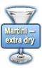 Martini — extra dry