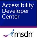 MSDN Accessibility Developer Center icon